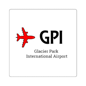 Fly GPI Square Stickers