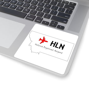 HLN Square Stickers