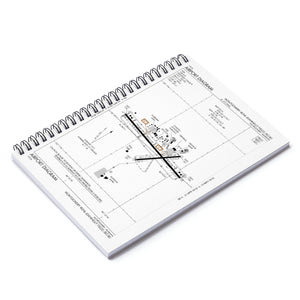 MGM Spiral Notebook - Ruled Line