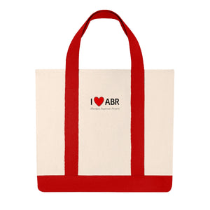 ABR Heart Shopping Tote