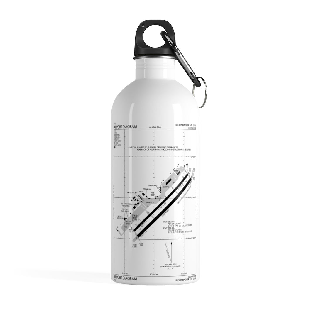 LCK Stainless Steel Water Bottle