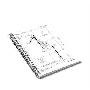 ABI Spiral Notebook - Ruled Line