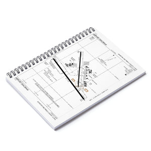 LWS Spiral Notebook - Ruled Line