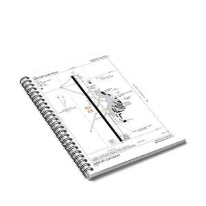 BLI Spiral Notebook - Ruled Line