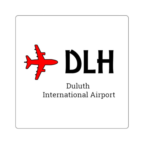 Fly DLH Square Stickers