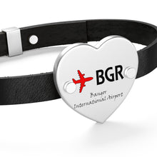 Load image into Gallery viewer, Fly BGR Leather Bracelet
