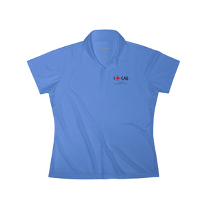 I Fly CAE Women's Polo Shirt