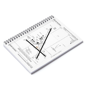 BGM Spiral Notebook - Ruled Line