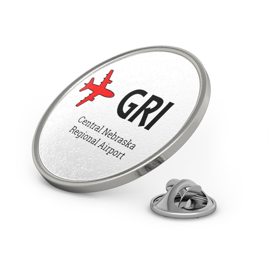 Fly GRI Metal Pin