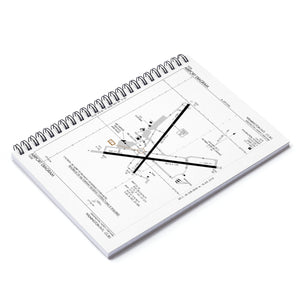ILM Spiral Notebook - Ruled Line