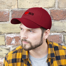 Load image into Gallery viewer, BOI Heart Unisex Twill Hat