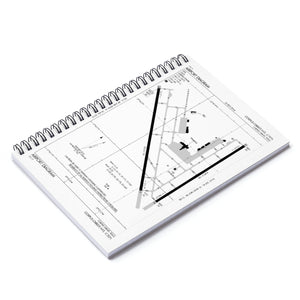 CRP Spiral Notebook - Ruled Line