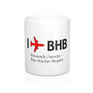 I Fly BHB Mug 11oz