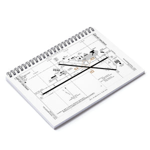 CID Spiral Notebook - Ruled Line
