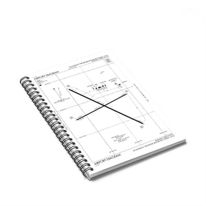 DIK Spiral Notebook - Ruled Line