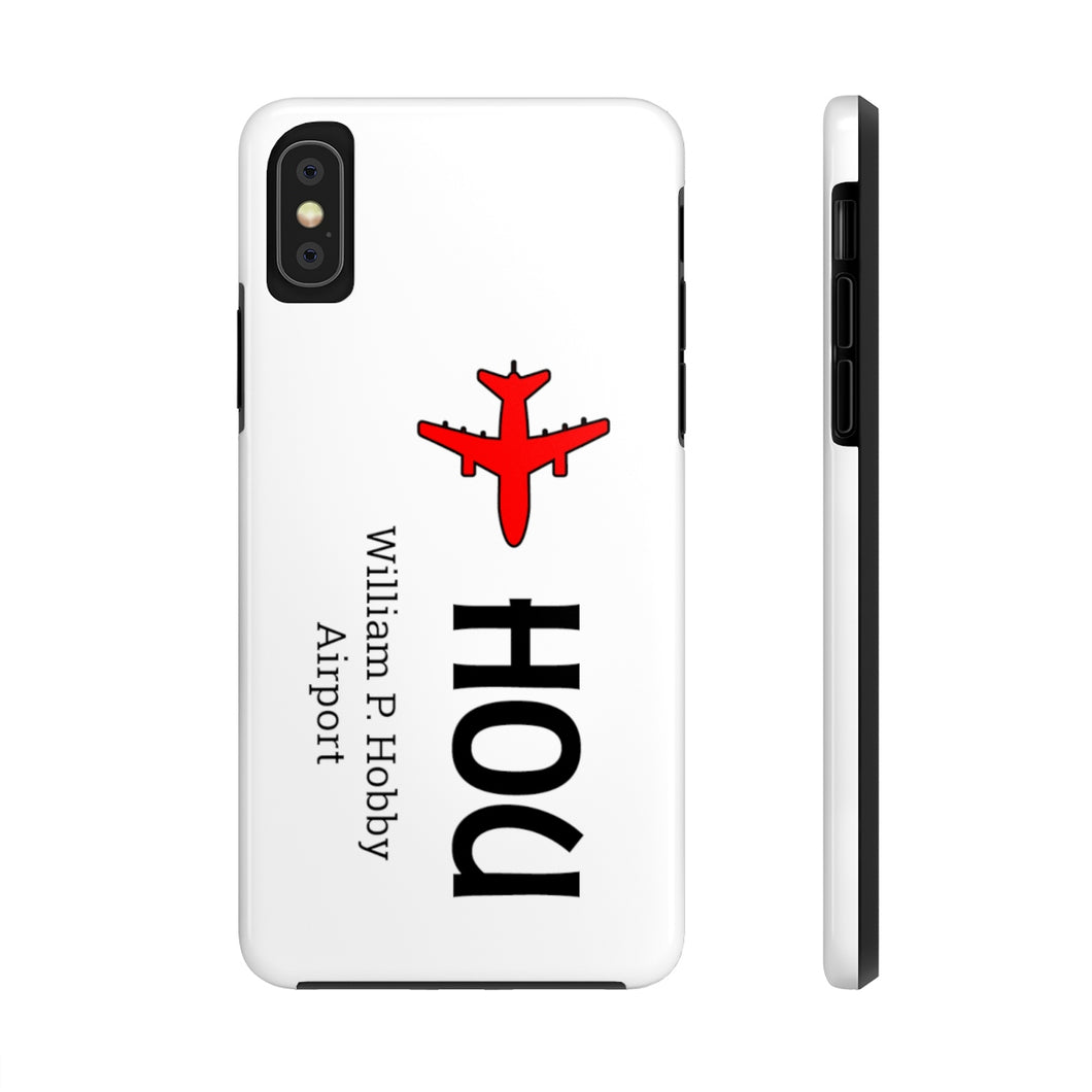 Fly HOU Case Mate Tough Phone Cases