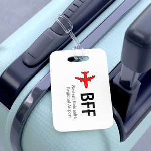 Fly BFF Bag Tag