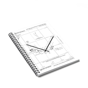 HYA Spiral Notebook - Ruled Line