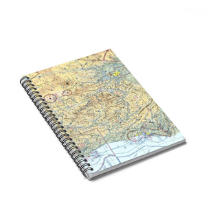 ACV Sectional Spiral Notebook - Ruled Line
