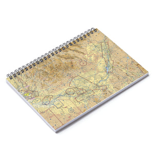 BOI Sectional Spiral Notebook - Ruled Line