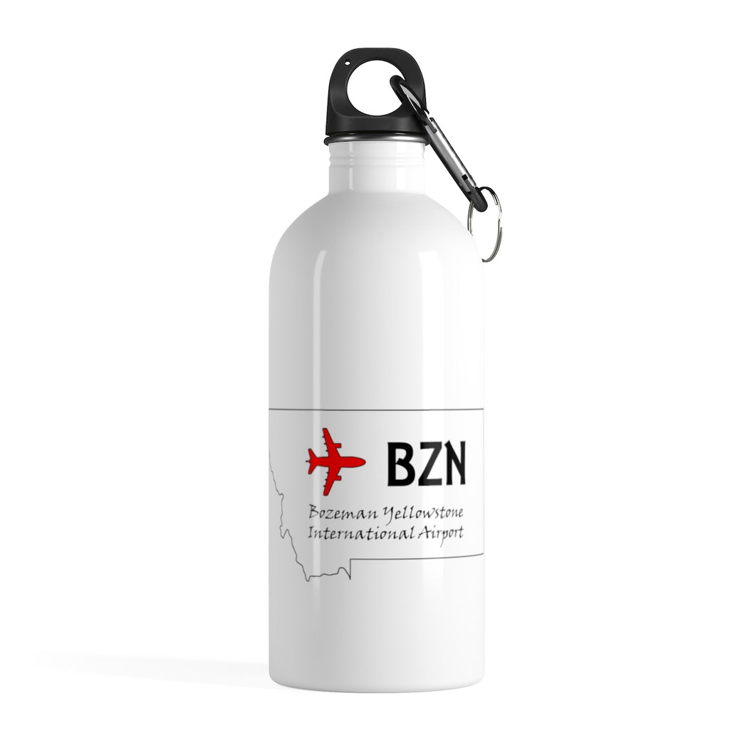 BZN Stainless Steel Water Bottle
