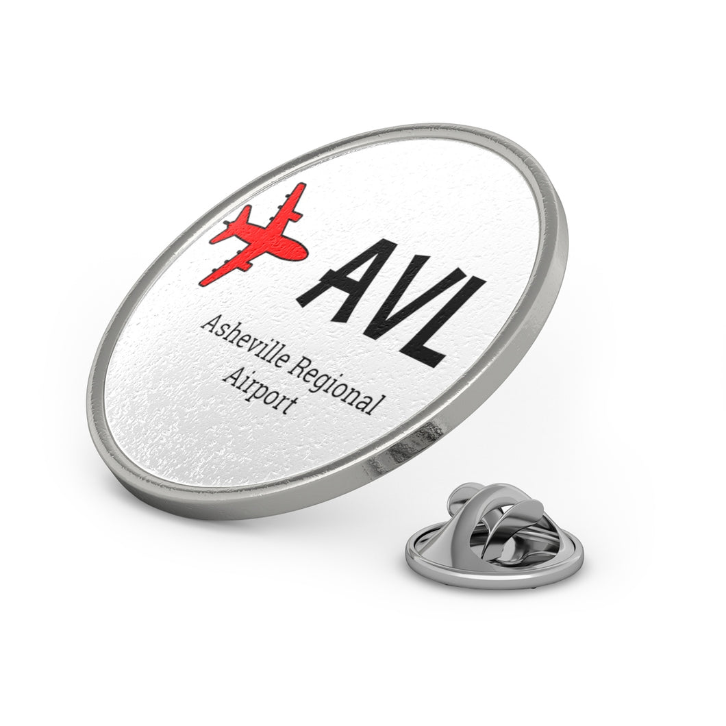Fly AVL Metal Pin