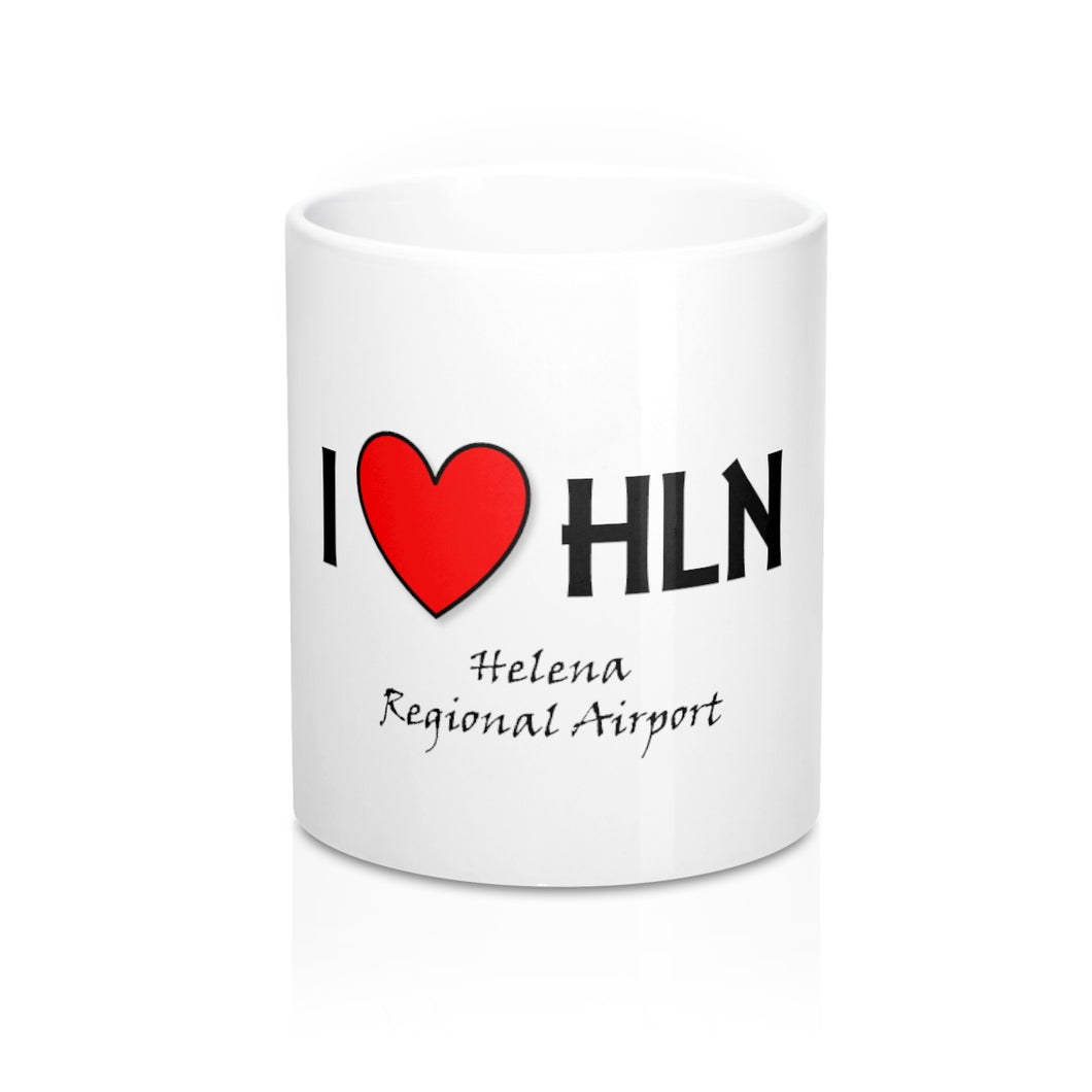 HLN Heart Mug 11oz