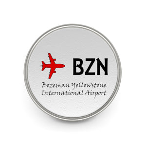 BZN Metal Pin
