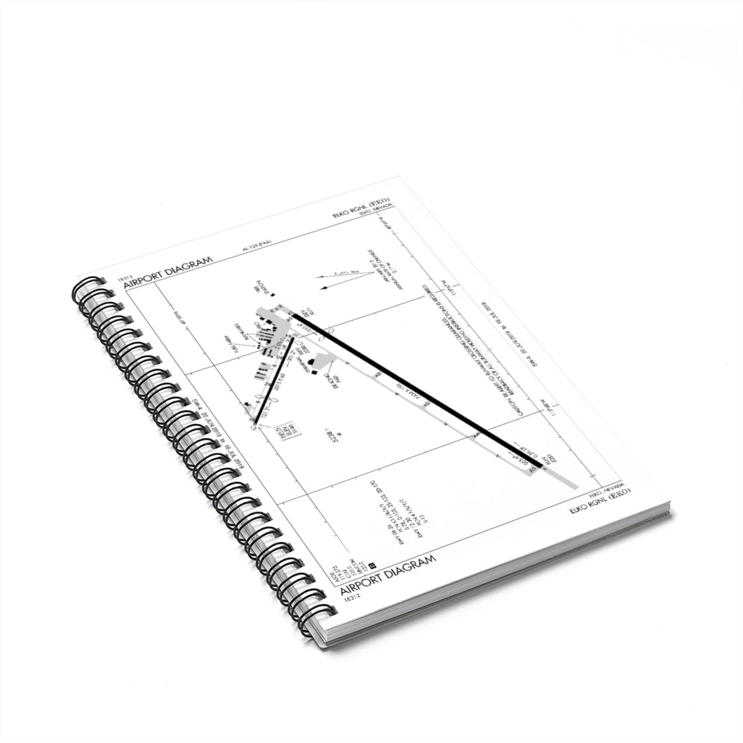 EKO Spiral Notebook - Ruled Line