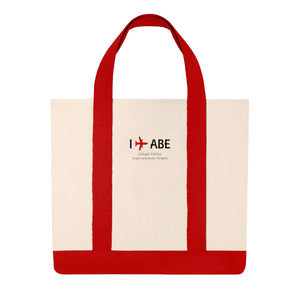 I Fly ABE Shopping Tote