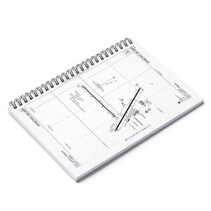IPL Spiral Notebook - Ruled Line