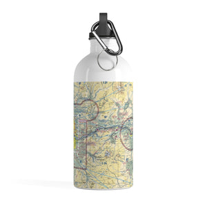PDX Sectional Stainless Steel Water Bottle