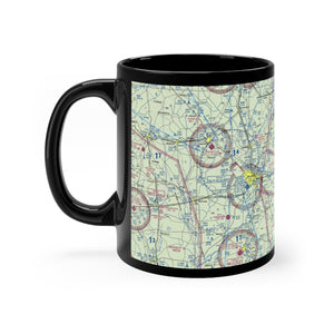 ABY Sectional Black mug 11oz