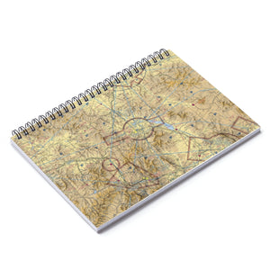 HLN Sectional Spiral Notebook - Ruled Line
