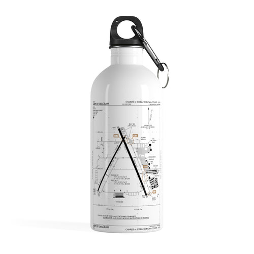 STS Stainless Steel Water Bottle