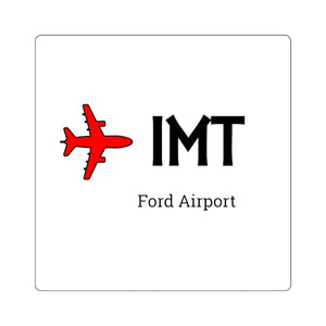 Fly IMT Square Stickers