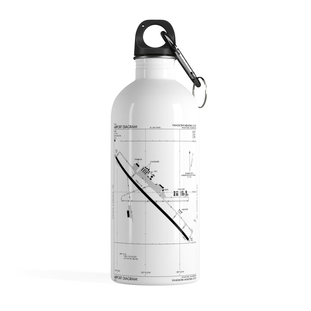 EAT Stainless Steel Water Bottle