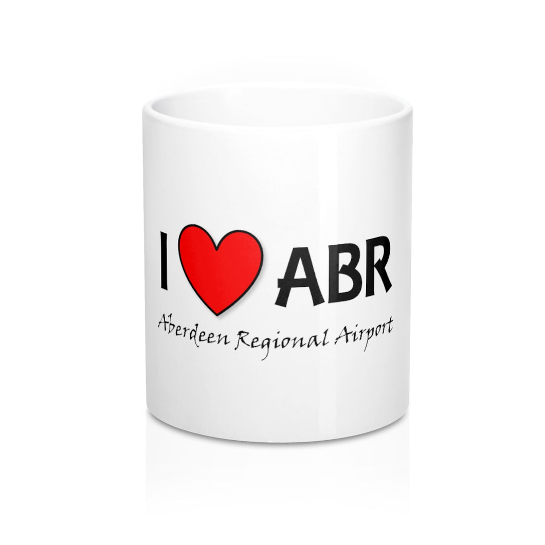 ABR Heart Mug 11oz