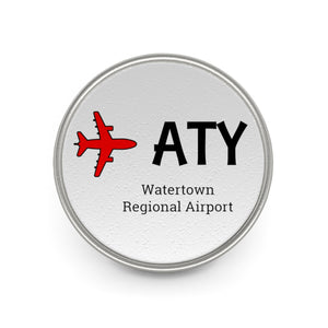 Fly ATY Metal Pin
