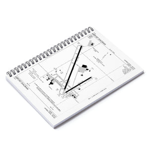 MOB Spiral Notebook - Ruled Line