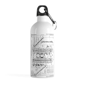DFW Stainless Steel Water Bottle