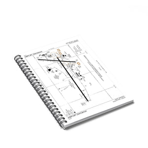 DLH Spiral Notebook - Ruled Line