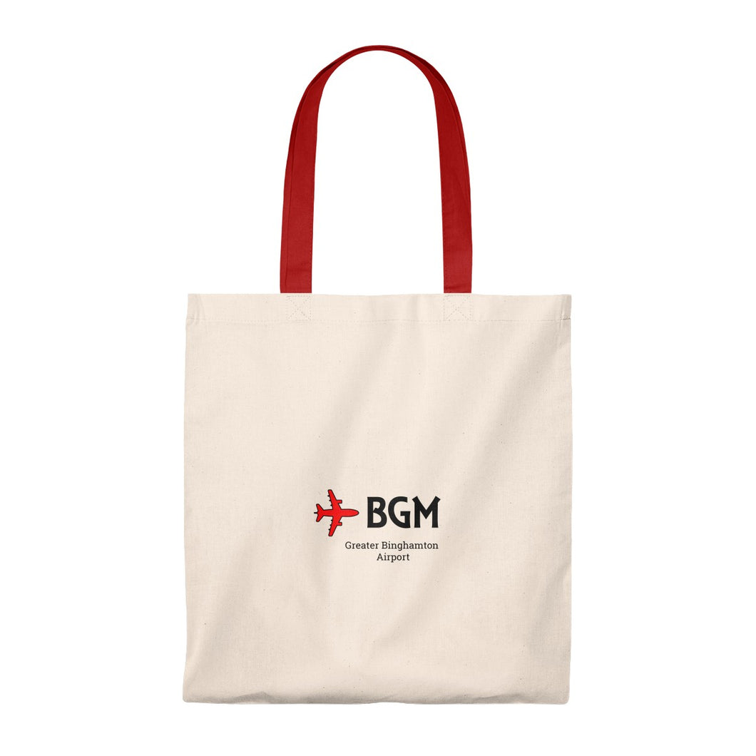 Fly BGM Tote Bag - Vintage