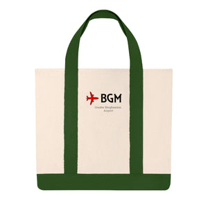 Fly BGM Shopping Tote