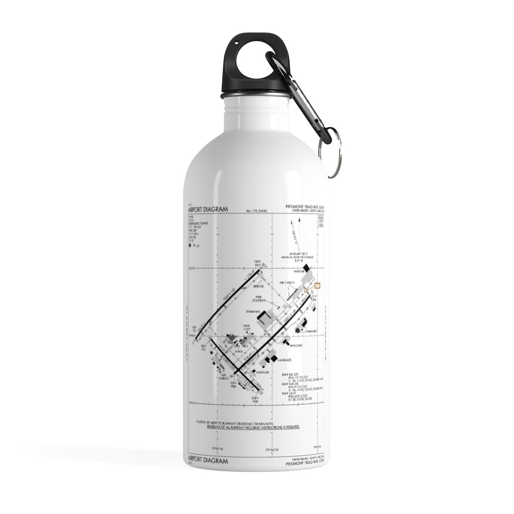GSO Stainless Steel Water Bottle
