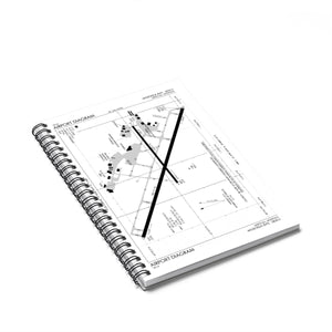 MSO Spiral Notebook - Ruled Line