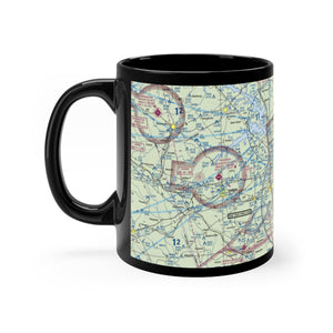 AGS Sectional Black mug 11oz