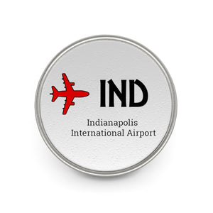 Fly IND Metal Pin