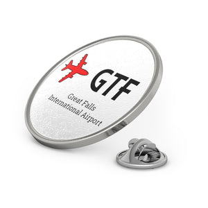 Fly GTF Metal Pin