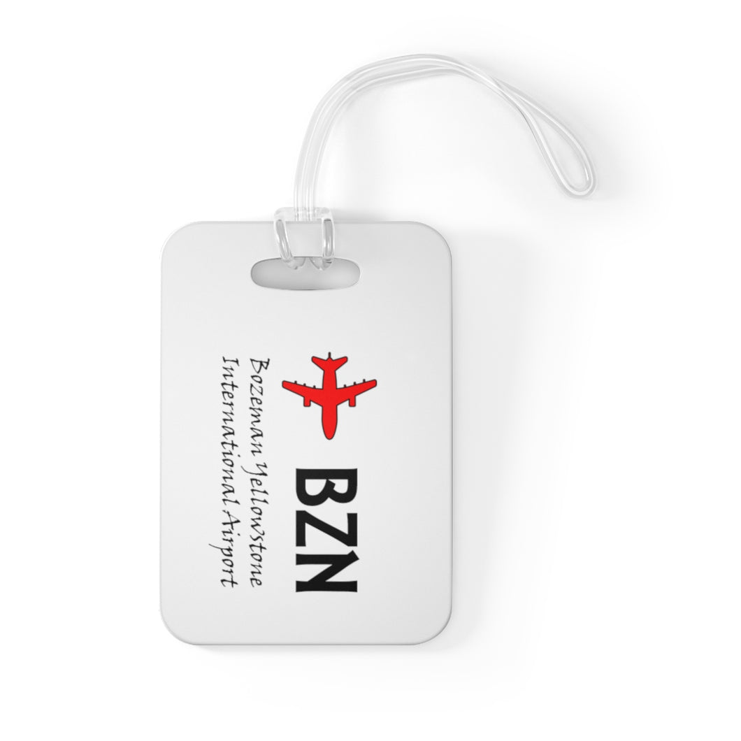 BZN Bag Tag